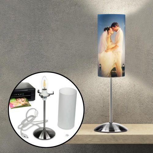 Design Fotolampe Zur Hochzeit Personalisiert Fotolampe Lampen Hochzeit