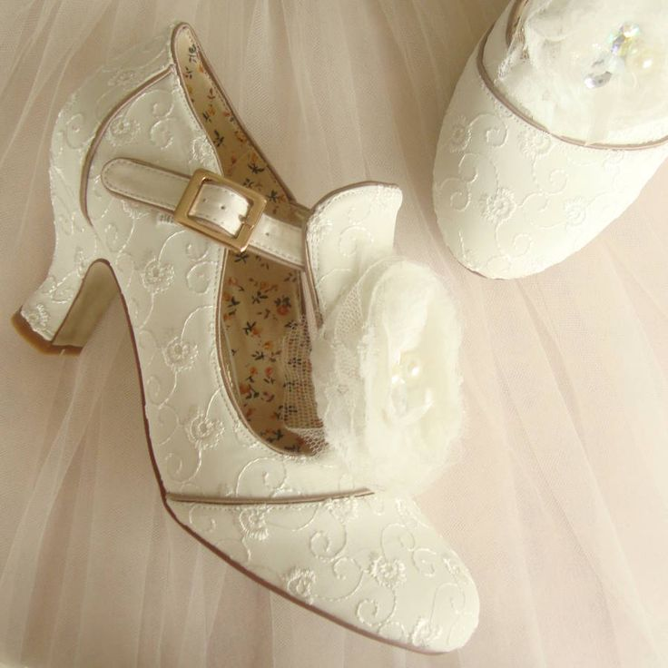 Beloved bridal wedding shoes