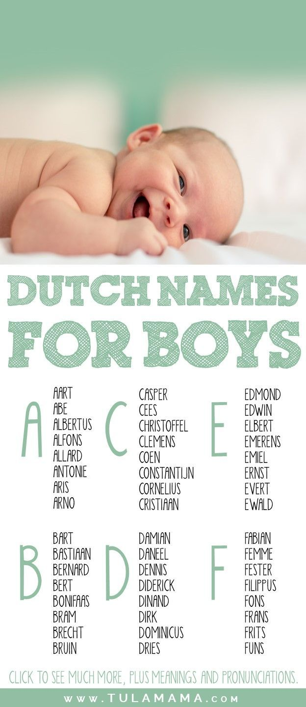 Most Comprehensive List Of Dutch Names To Choose From In 2021 Dutch Baby Names Boy Names Dutch Names