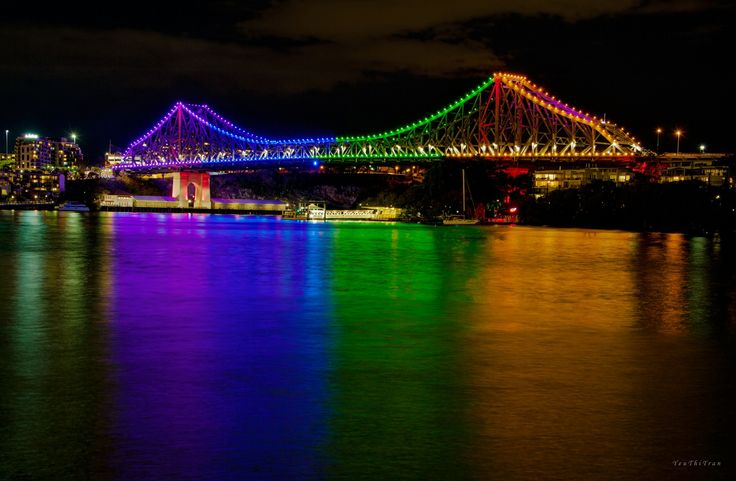 Brisbane Storey Bridge by Yeu Thi Tran on 500px