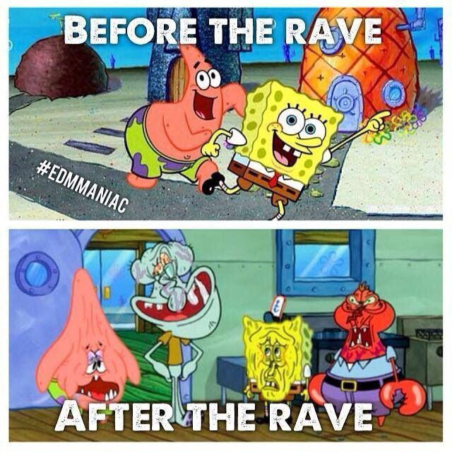 TRUTH! #dancefestopia #rave #edm