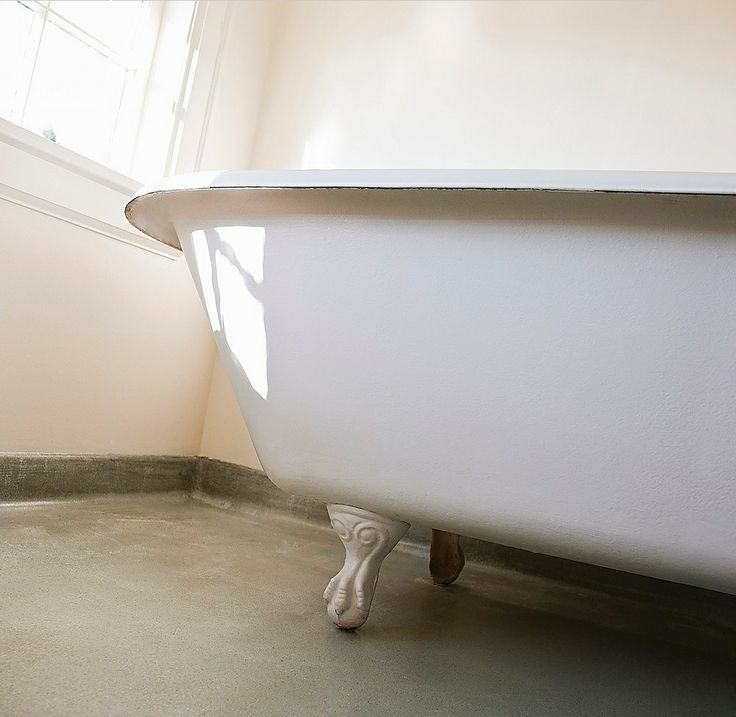Cast Iron Clawfoot Tub Master Bath Pinterest