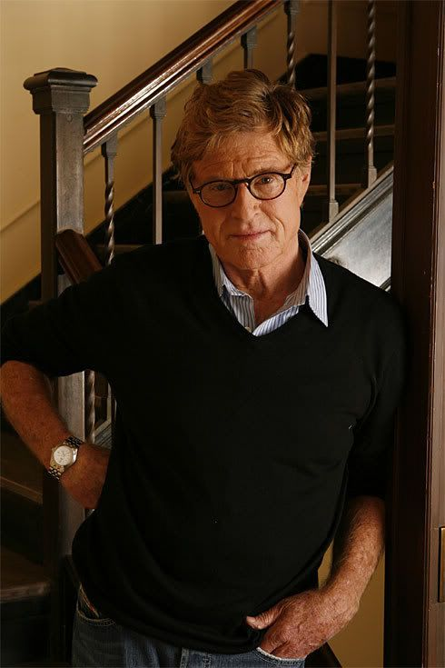 """""""People don't remember who the critics were.""""—Robert Redford"""