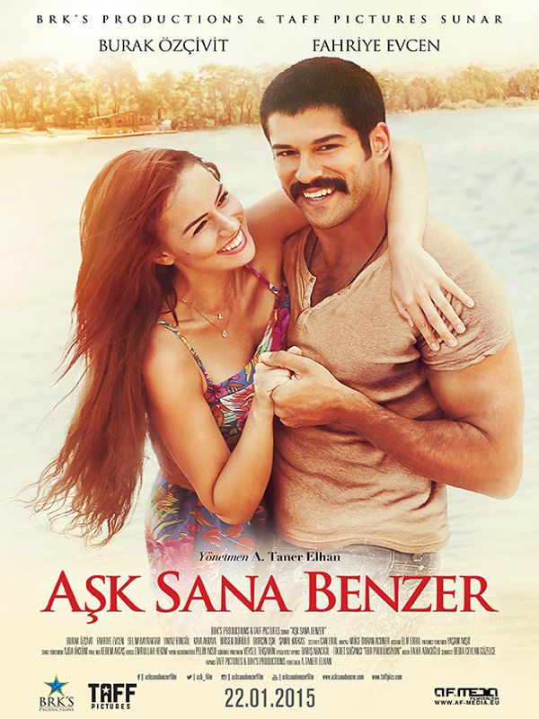Ask Sana Benzer (2015) FULL MOVIE. Click images to watch this movie