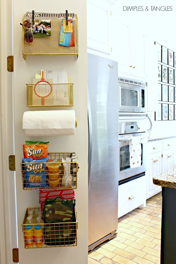 Dimples and Tangles: MY FIVE FAVORITES: TIPS FOR ORGANIZING YOUR HOME