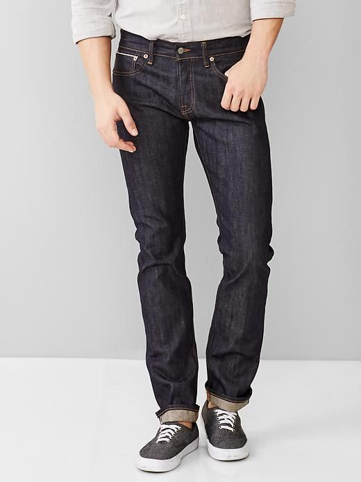 1969 slim fit jeans (Japanese selvedge)