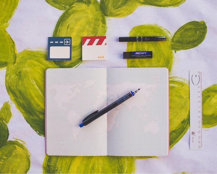 Well Inked Box - Home    #notebook #pen #subscriptionbox #edmonton #canada #create #creative