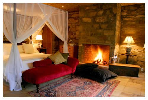 Honey moon suite at Mount Camdeboo