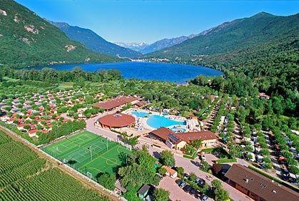 Continental Camping Village > Fondotoce/Verbania > Lake Maggiore > Piedmont > Italy - Suncamp holidays