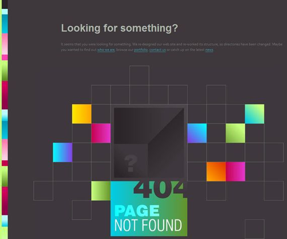 70 Unique Examples Of 404 Error Pages For Your Inspiration