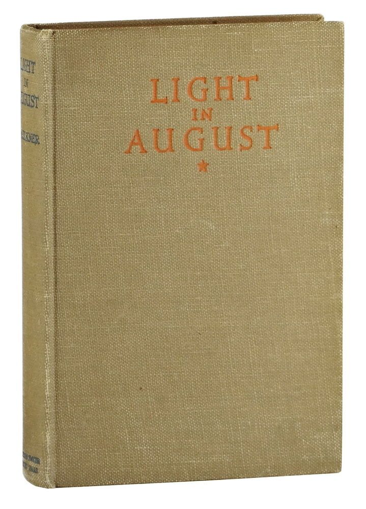 "the symbolism in light in august by william faulkner Analysis light in august (1932) william faulkner (1897-1962) ""the book might be considered as an allegory based upon mr faulkner's usual theme, with the."