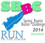 "Win prizes! Sign up! Use ""Jennifer Hodgkiss"" as your referral! Spring Bootie Buster Challenge!"