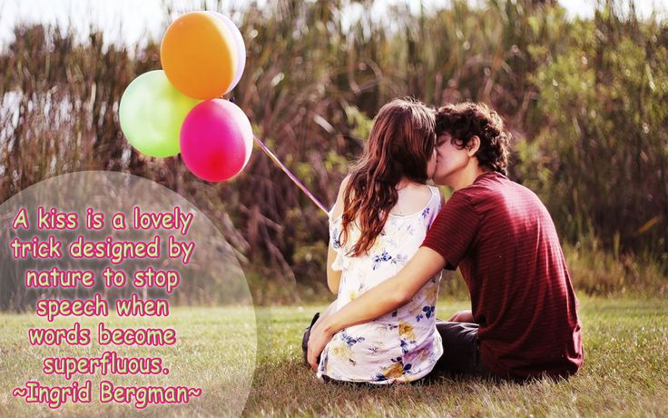 Cute Couple Wallpapers With Quotes Mobile