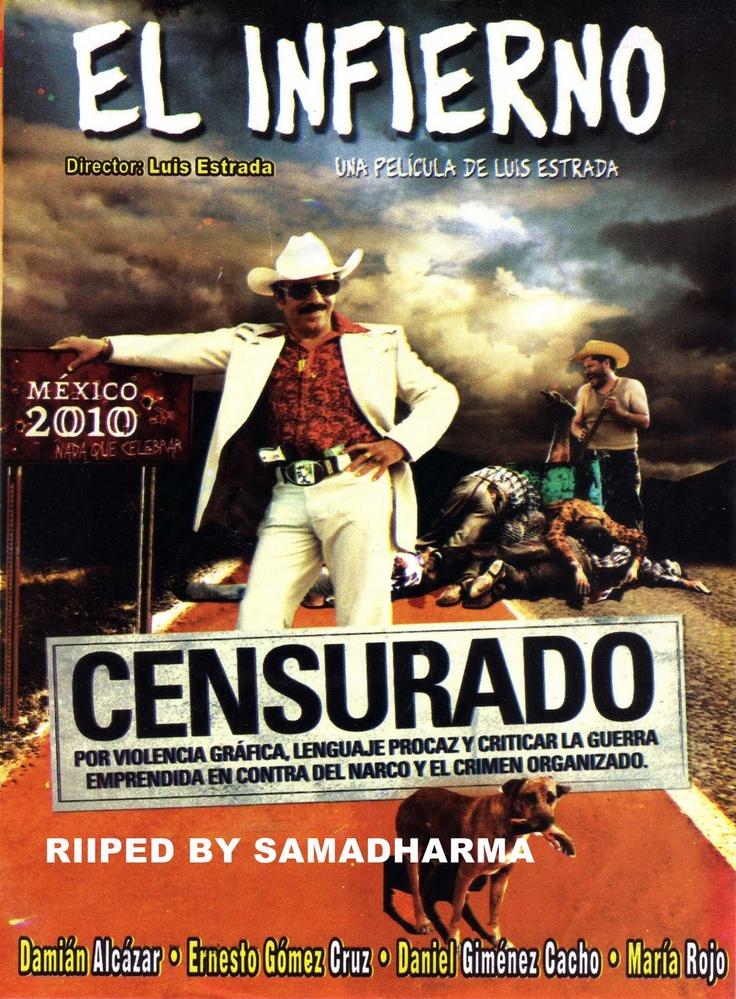 El infierno, Polemica pelicula mexicana 2010