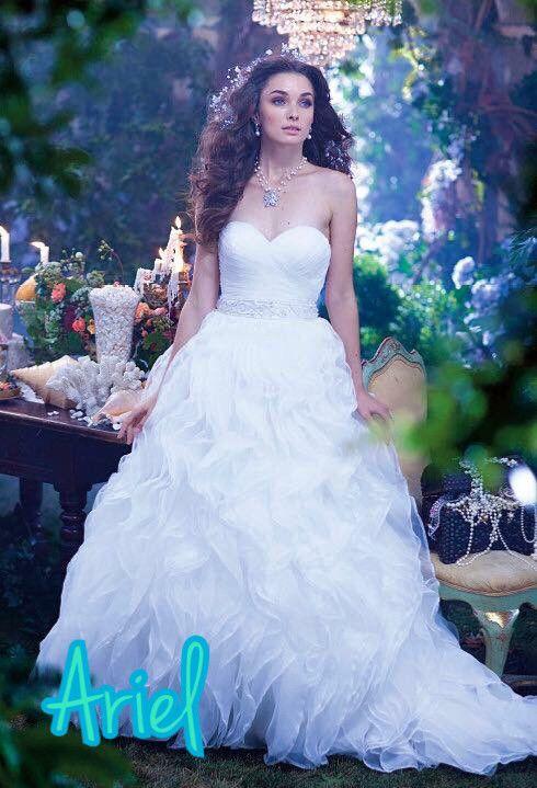 Vestidos inspirados en las princesas disney 7