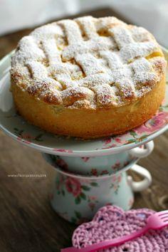 { #Vogliadi... #Pasqua } Crostata di riso cremosaby Chiarapassion