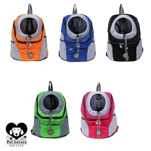 Pet Carrier Bag Pet Lovers Unified Pet Backpack Pet Backpack Carrier Dog Carrier Bag