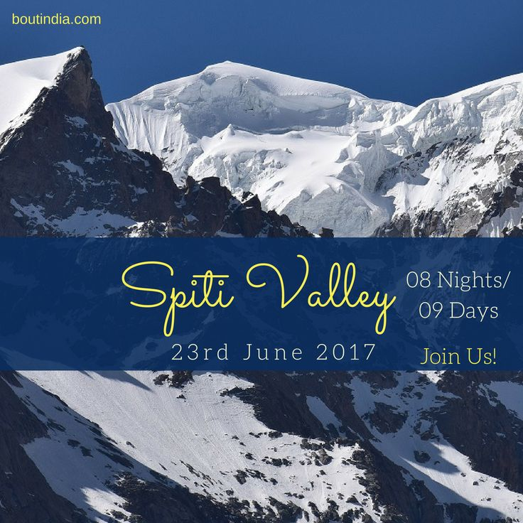 Join us! For info call +91 9784110544 | email: info@boutindia.com  #travel #boutindia #spitivalley #mountains #adventure #camp #hike #explore #himalayas #himachalpradesh