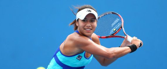 How Tennis Player Heather Watson Confronted The Taboo Of Menstruation In Sports