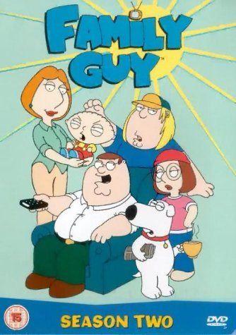 Family Guy - Season 2 [DVD] [1999] DVD ~ Seth MacFarlane, http://www.amazon.co.uk/dp/B00007JGJ9/ref=cm_sw_r_pi_dp_n2HLsb1T7JT5B