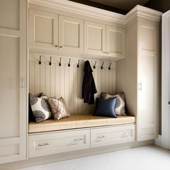 traditional entry by Jane Lockhart Interior Design