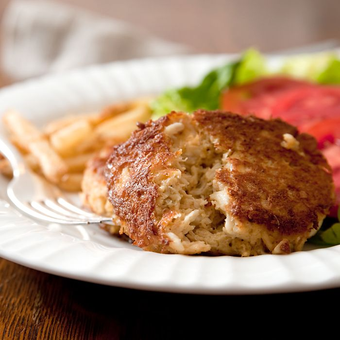 maryland crab cakes | Food - The Test Kitchen | Pinterest