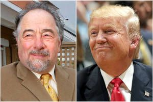 Donald Trump, shock-jock candidate: The white nationalist stole his whole shtick from Michael Savage