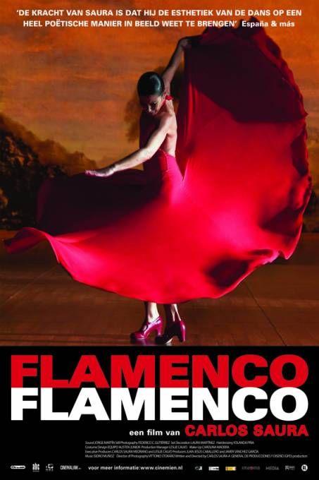 Flamenco Flamenco  Description: Een must-see voor elke dansliefhebber maar ook voor iedereen die houdt van muziek film en natuurlijk Spanje! Flamenco Flamenco is een spetterend eerbetoon aan de schoonheid en diversiteit van de Spaanse nationale dans: de flamenco! Geschiedenis muziek zang en dans komen moeiteloos samen. Decor is het oude treinstation Plaza de Armas in Sevilla gevuld met levensgrote schilderijen van verleidelijke vrouwen door bekende kunstenaars als Klimt en Picasso. Hier…