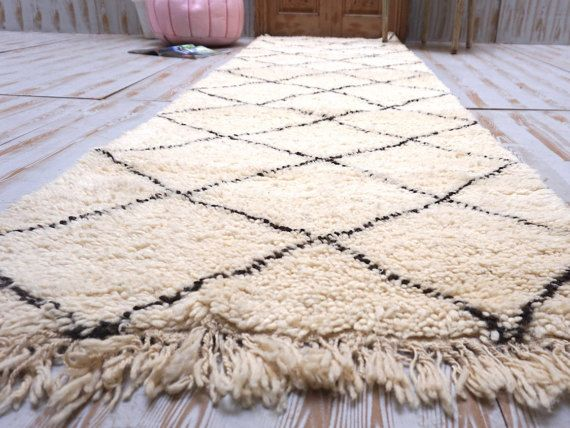 long runner rug ft x ft berber hallway authentic moroccan rug handmade by native moroccan artists