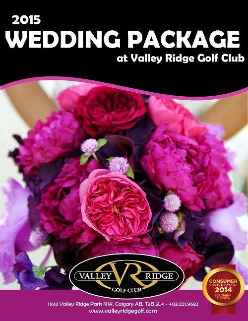 Calgary Wedding at Valley Ridge