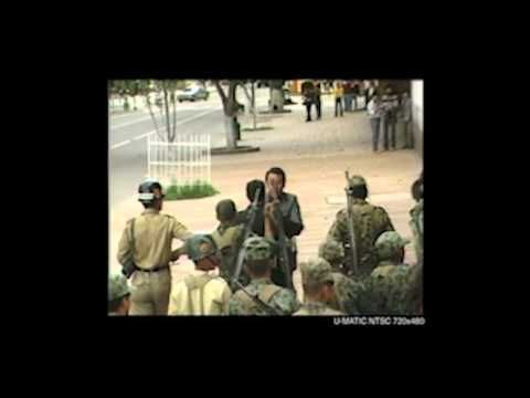 La toma del Palacio, la deriva criminal del DAS y otros crímenes de Estado registrados en vídeos inéditos - Las2orillas