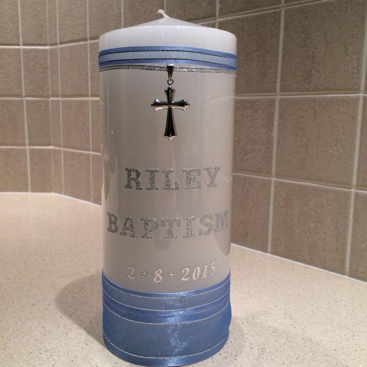 Specially made by Riley's Nana!