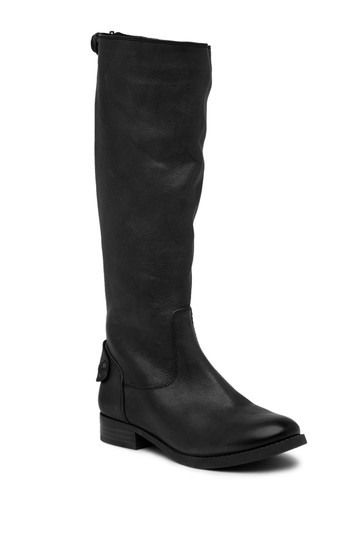 81e4c6f1830 Image of Arturo Chiang Fierce Knee High Wide Calf Equestrian Boot