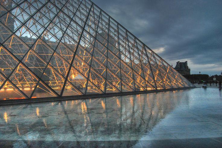 Le Louvre © Enrica Conte