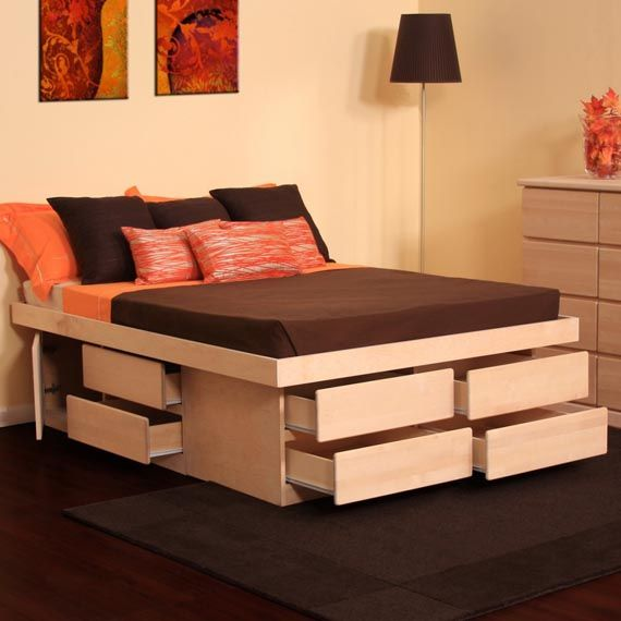 24 best images about small interiors on pinterest for Gothic cabinet craft platform bed