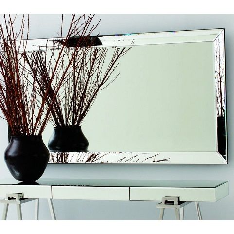 Rectangle Mirror Range with Inverse or Reverse Bevel