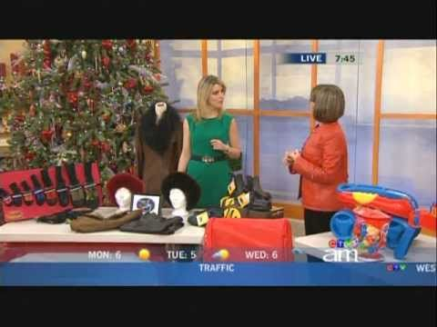 Buy Canadian First on CTV's Canada AM: Holiday Gift Ideas Made in Canada - December 2011