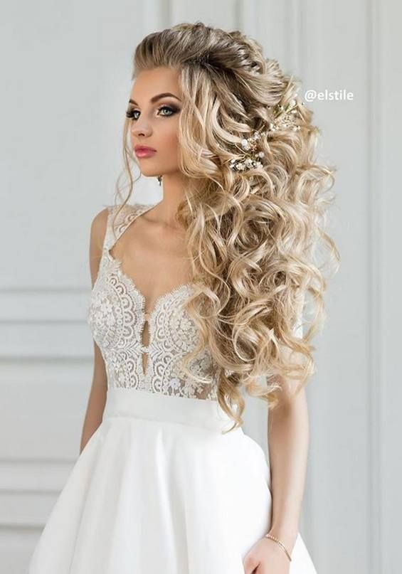 popular long hair styles 1412 best wedding ideas images on 1412 | 8c65f62c06ee5dfb62846983bd6df93e long wedding hairstyles bridal hairstyles