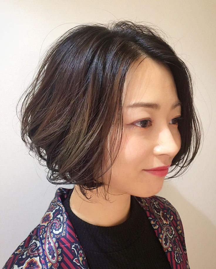 BOB!! #ofhair#オブヘアー#オブヘア#自由が丘#hair#hairstyle#美容師#ボブ#カラー#ハイライト #髪#カメラ#冬#フォト
