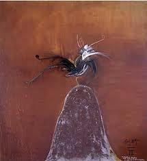the lyrebird 1972 brett whiteley!