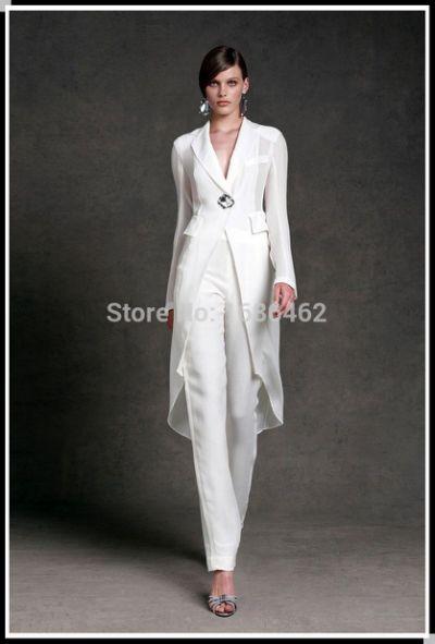 Plus size mother of the bride pant suits clothes for Jumpsuit zur hochzeit