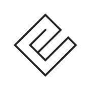 White logo_Eclepti  #modular #accessory #neckwear #madeinitaly #noknots #tie #cravatta #man #style #double #side #eclectic #eclepti