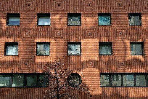 Mario Botta | Viviendas Lützowplatz | IBA 87 Proyecto Nr. 18 | Berlín, Alemania | 1985