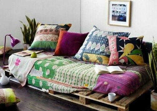 Бохо спальня,  хиппи, boho bedroom,  hippie