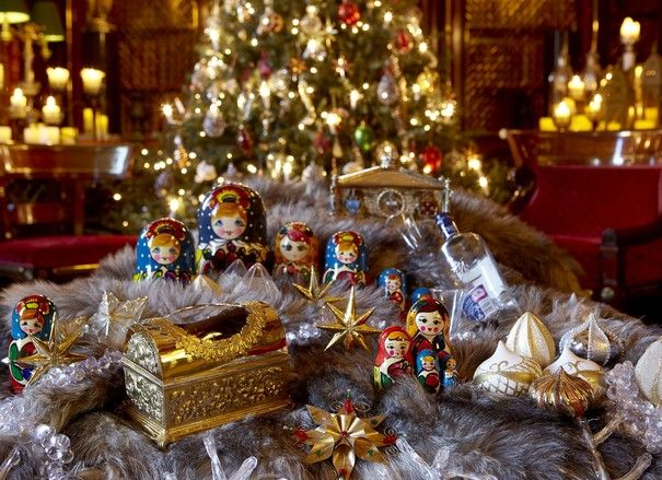 180 best Russian Christmas images on Pinterest | Antique christmas ...