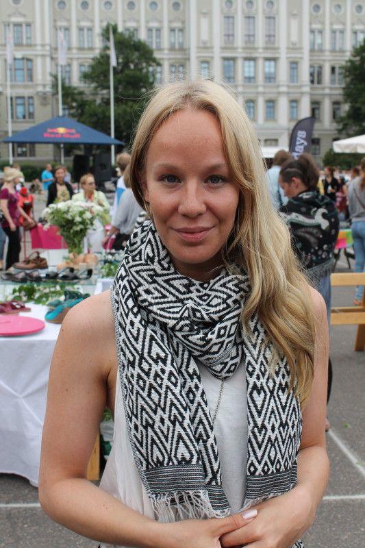 Stylebookin haastattelemat muotibloggaajat / Minna K