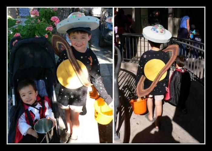 Kids planet saturn costume solar system pinterest for Outer space outfit