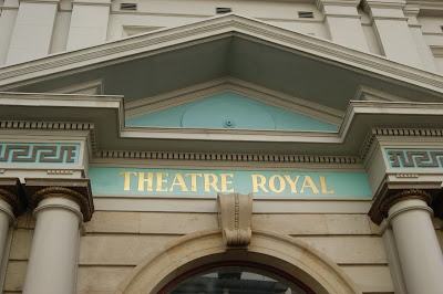 Theatre Royal, Hobart 1834 The oldest theatre in Australia.
