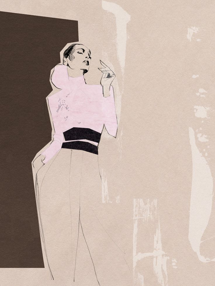 Cecilia Carlstedt FASHION ILLUSTRATION