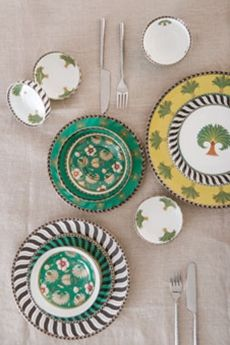 Palmeraie Dinnerware Collection Good Earth